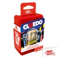 Cluedo -Shuffle Card Game