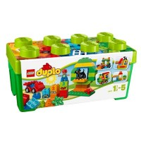 LEGO (R) DUPLO (R) All-In-One-Box-Of-Fun