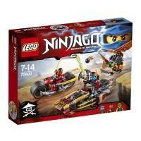 LEGO Ninjago Ninja Bike Chase