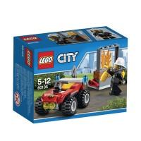 LEGO (R) City Fire ATV