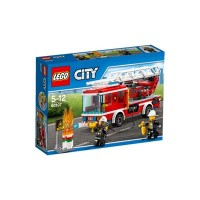 LEGO (R) City Fire Ladder Truck