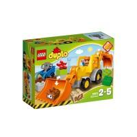 LEGO (R) DUPLO (R) Backhoe Loader