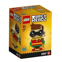 LEGO (R) Batman Robin Brickheadz