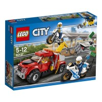 LEGO (R) City Police Tow Truck Trouble