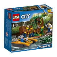 LEGO (R) City Jungle Starter Set