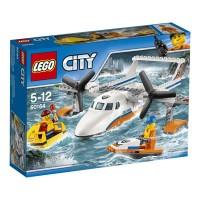 LEGO (R) City Sea Rescue Plane