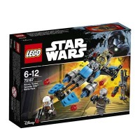 LEGO (R) Star Wars Bounty Hunter Speeder Bike Battle Pack
