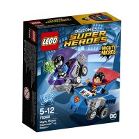 LEGO DC Superheroes Mighty Micros: Superman Vs. Bizarro