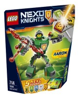 LEGO (R) Nexo Knights Battle Suit Aaron