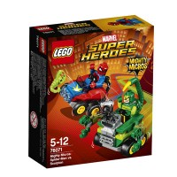 LEGO (R) Marvel Superheroes Mighty Micros: Spider-Man Vs. Scorpion
