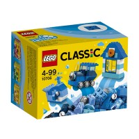 LEGO (R) Blue Creativity Box