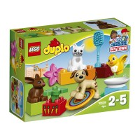 LEGO (R) DUPLO (R) Town Family Pets