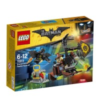 LEGO (R) Batman Scarecrow Fearful Face-Off