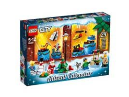LEGO (R) City Advent Calendar