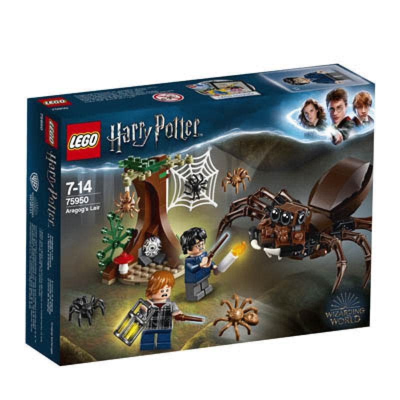 LEGO (R) Harry Potter - Aragog's Lair