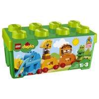 LEGO (R) My First Animal Brick Box