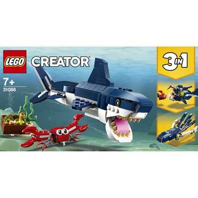 LEGO (R) Deep Sea Creatures