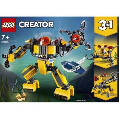 LEGO (R) Underwater Robot