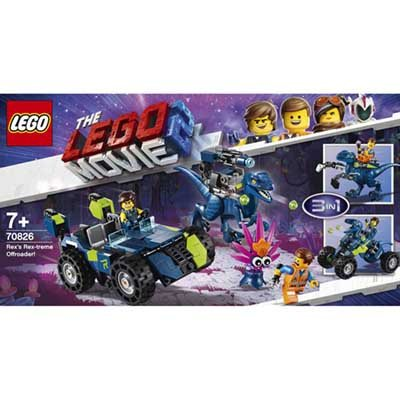 LEGO (R) Rex's Rex-Treme Offroader