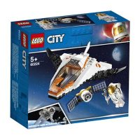 LEGO (R) Satellite Service Mission