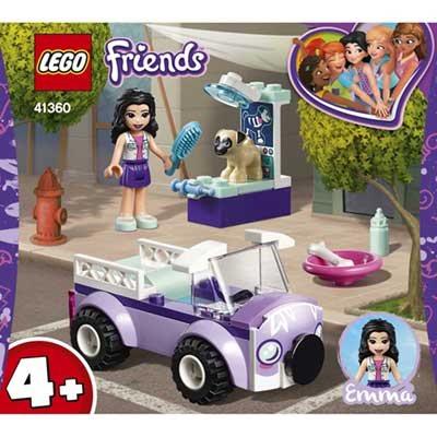 LEGO (R) Emma's Mobile Vet Clinic