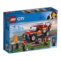 LEGO (R) Fire Chief Response Truck