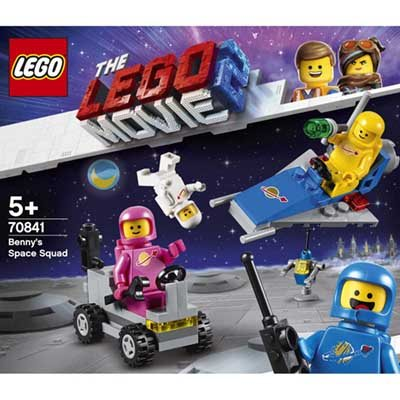 LEGO (R) Benny's Space Squad