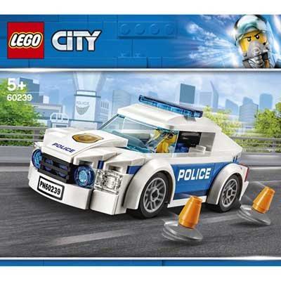 LEGO (R) Police Patrol Car