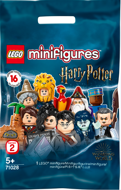 LEGO (R) Harry Potter Minifigures Series 2