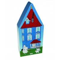 Moomin House Shaped Puzzle