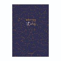 Stars Medium Weekly 18 Month Diary 2021-2022
