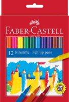 Faber Fibre Pens Pack Of 12