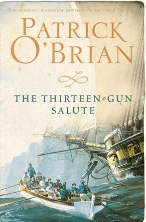 The Thirteen-gun Salute (Paperback)
