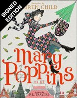 Mary Poppins Signed Edition (Hardback)