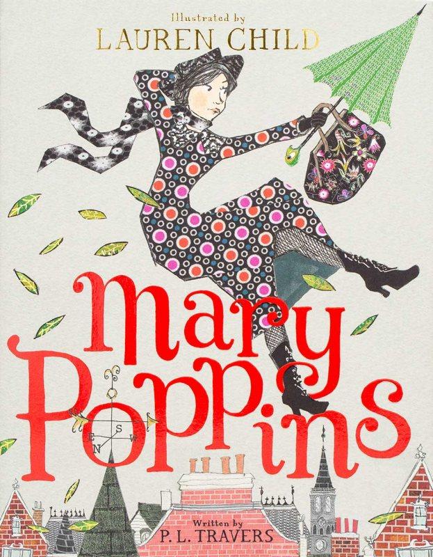 Mary Poppins: Illustrated Gift Edition (Hardback)