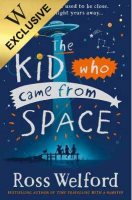The Kid Who Came From Space (Paperback)