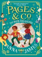 Pages & Co.: The Book Smugglers - Pages & Co. Book 4 (Hardback)