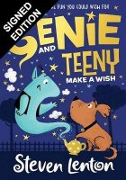 Make a Wish: Signed Edition - Genie and Teeny Book 1 (Paperback)