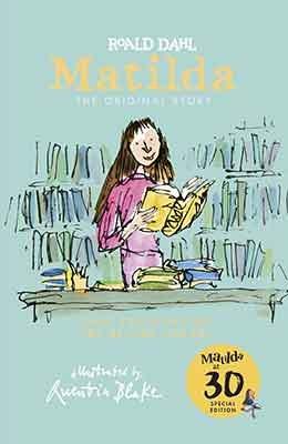 Matilda at 30: Chief Executive of the British Library