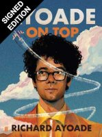 Ayoade On Top: Signed Edition (Hardback)