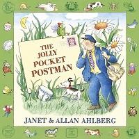 The Jolly Pocket Postman (Hardback)