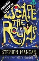 Escape the Rooms: Signed Bookplates (Paperback)