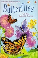 Butterflies - 2.4 First Reading Level Four (Green) (Hardback)