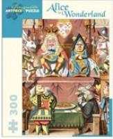 Alice in Wonderland 300-Piece Jigsaw Puzzle Jk030