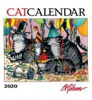 2020 B. Kliban: Cat Wall Calendar