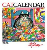 2020 B. Kliban: Cat Calendar Mini Wall Calendar