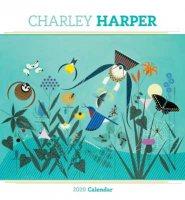 2020 Charley Harper Wall Calendar