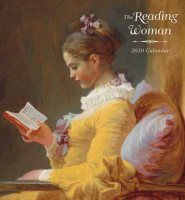 2020 The Reading Woman Wall Calendar
