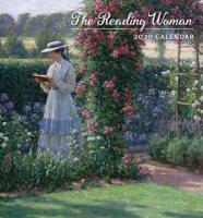 2020 The Reading Woman Mini Wall Calendar