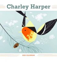 Charley Harper 2021 Mini Calendar